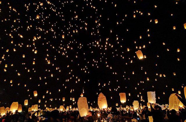 happy new year festival of light