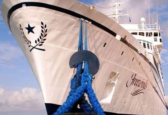 Scientology ship
